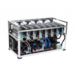 Mining Rig 8 GPU - GTX1070