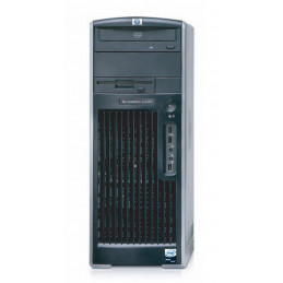 HP XW6200 Dual Xeon